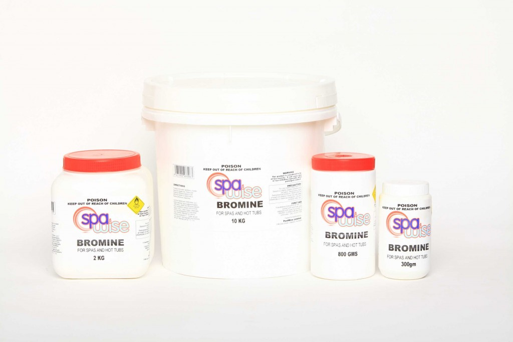 An image of Spa Bromine