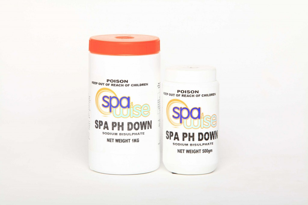 An image of Sodium Bisulphate called Spa down