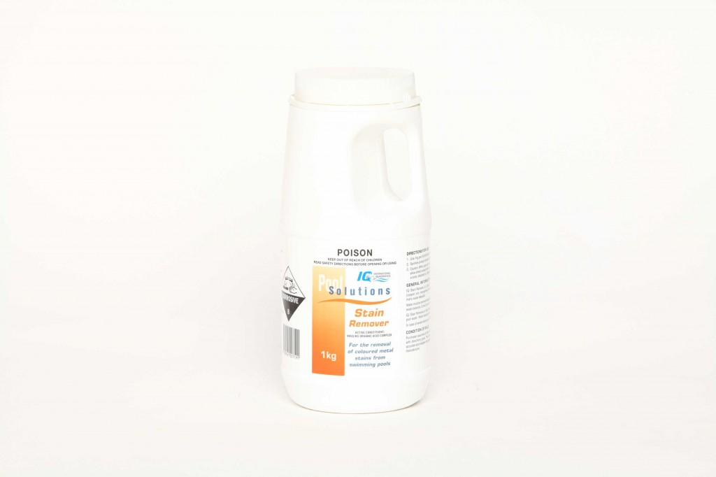 An image of stain remover and scale control